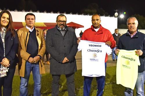 t-shirts tecnicas UDChamusca