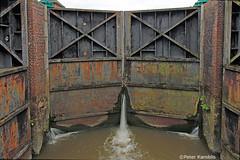 Schleusen und Kanäle / locks and canals