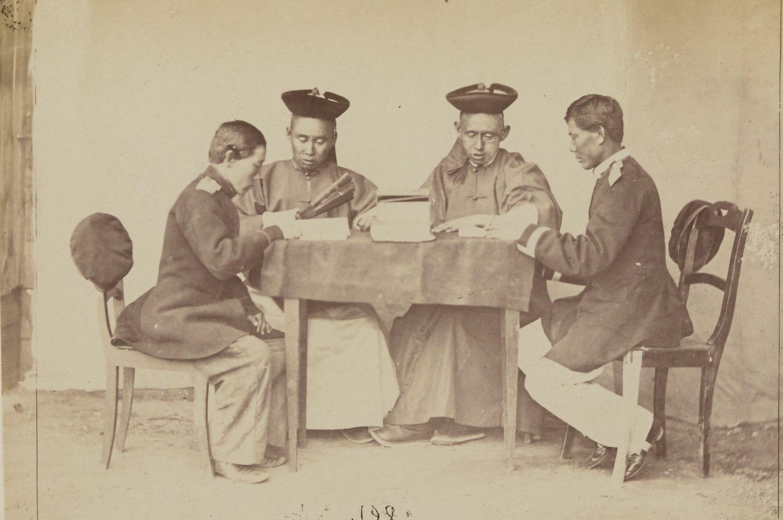 Монгольские переводчики