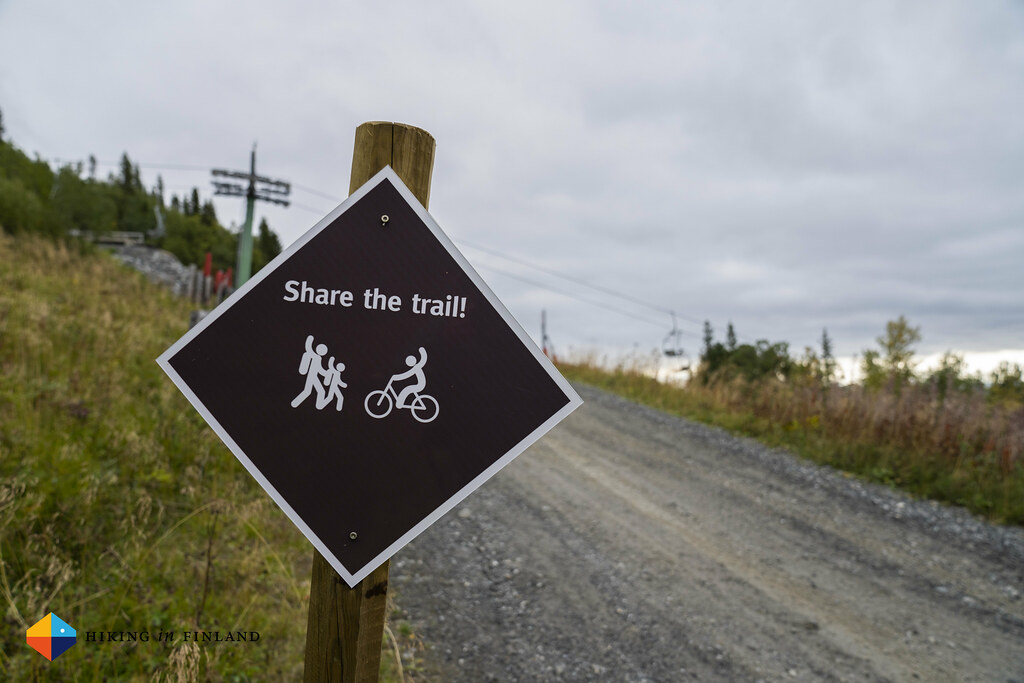Share the Trail!
