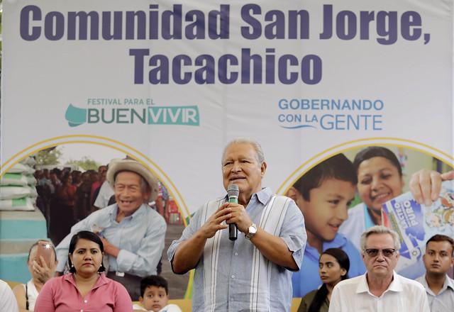 Festival del Buen Vivir y Gobernando con la Gente, Tacachico 65