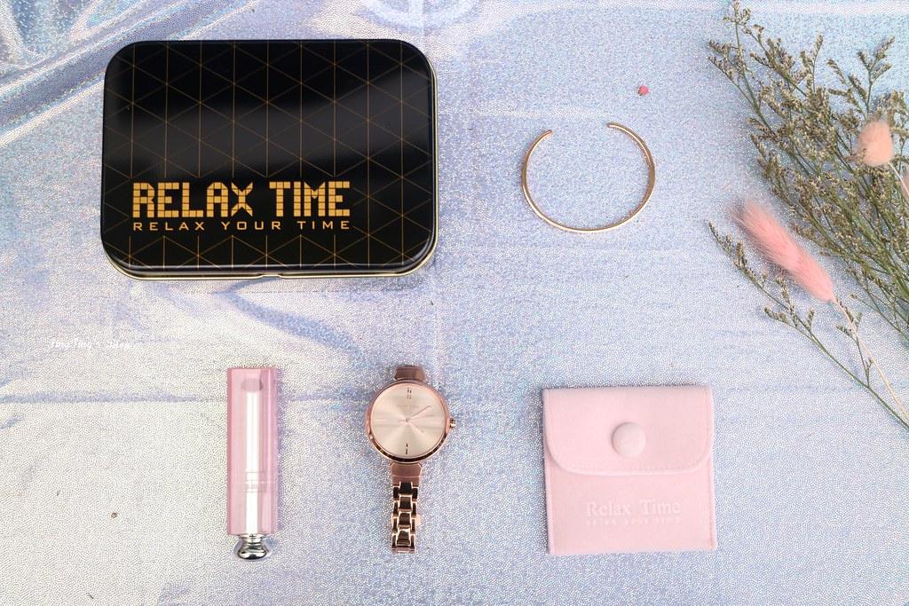 RELAX TIME 閃耀系列 Shine Series 動人女錶-玫塊金36mm RT-68-5 (12)