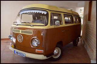 New toy VW T2 camper