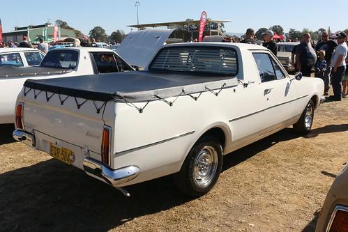 1971 Holden Belmont HG Ute