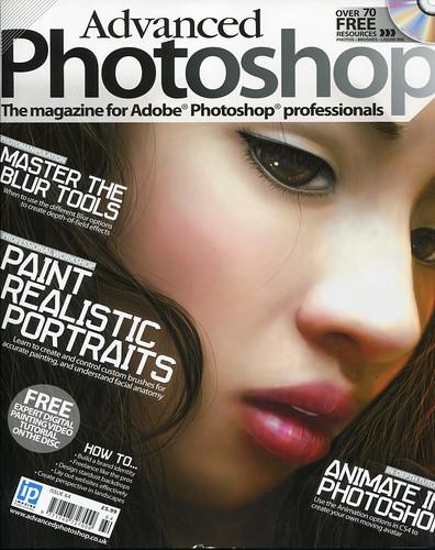 Advanced Photoshop 2009 64 November