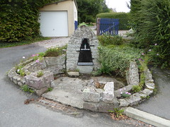 Plévenon  fontaine de Kervalon