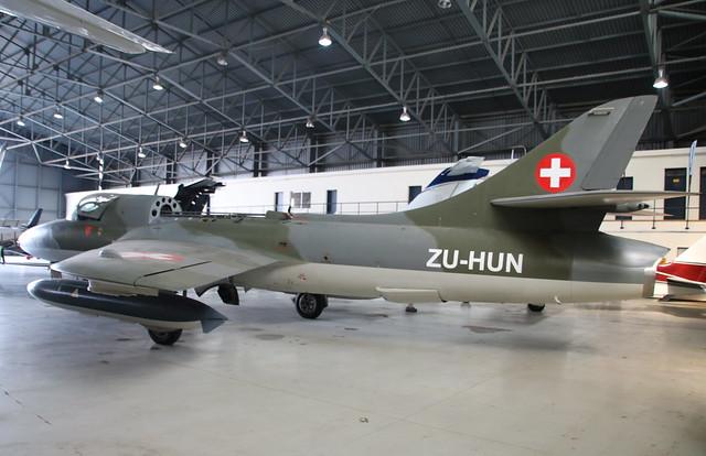 Hawker Hunter ZU-HUN Lanseria 19/09/18, Canon EOS 760D, Tamron 16-300mm f/3.5-6.3 Di II VC PZD Macro