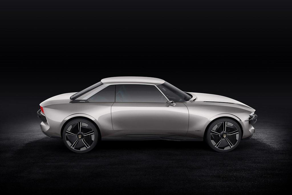 Peugeot e-Legend Concept 6