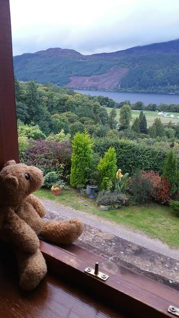 9 View of Loch Ness