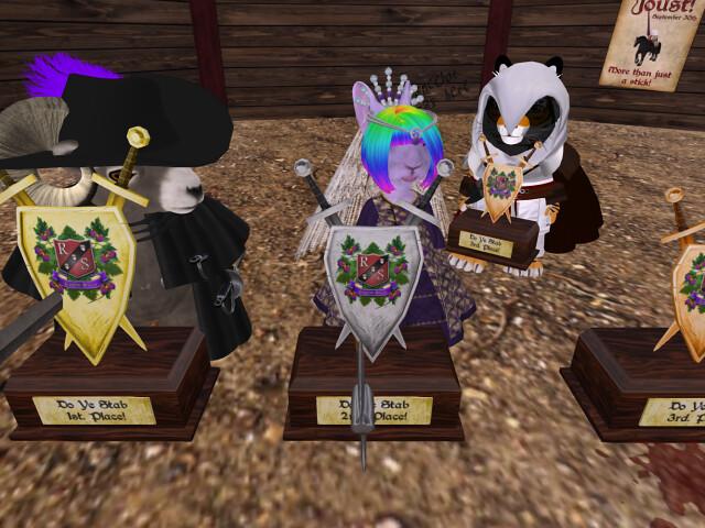 The Winners!