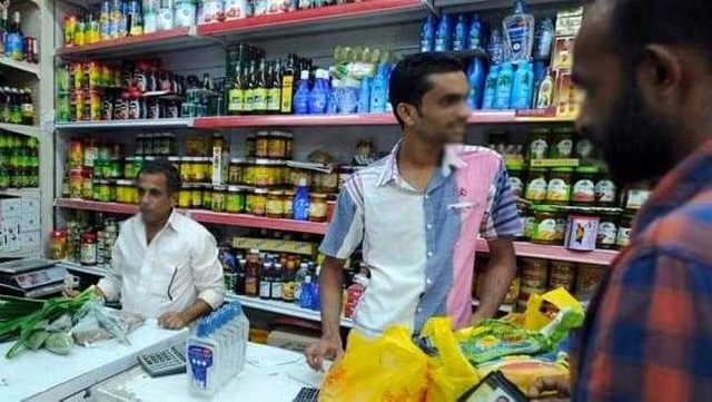 3619 No More Expats in Baqalas – Only Saudis to be allowed to work in Grocery Stores 01