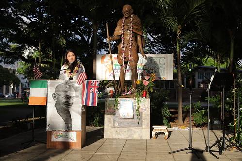 13th Annual Mahatma Gandhi Day