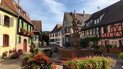 Kientzheim: Place Schwendi