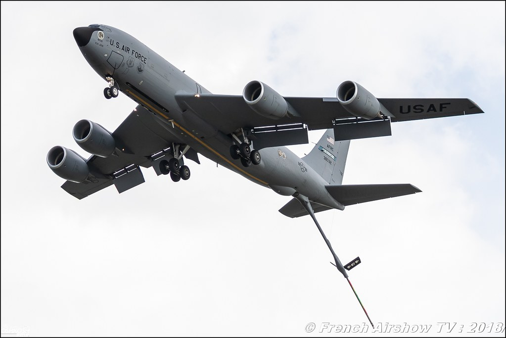 AFRC 70th Anniversary KC-135 USAF EAA Oshkosh 2018