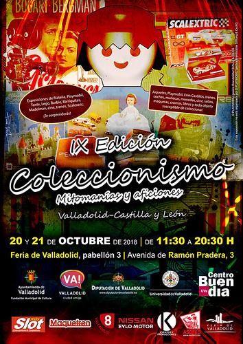 IX Edición de Coleccionismo