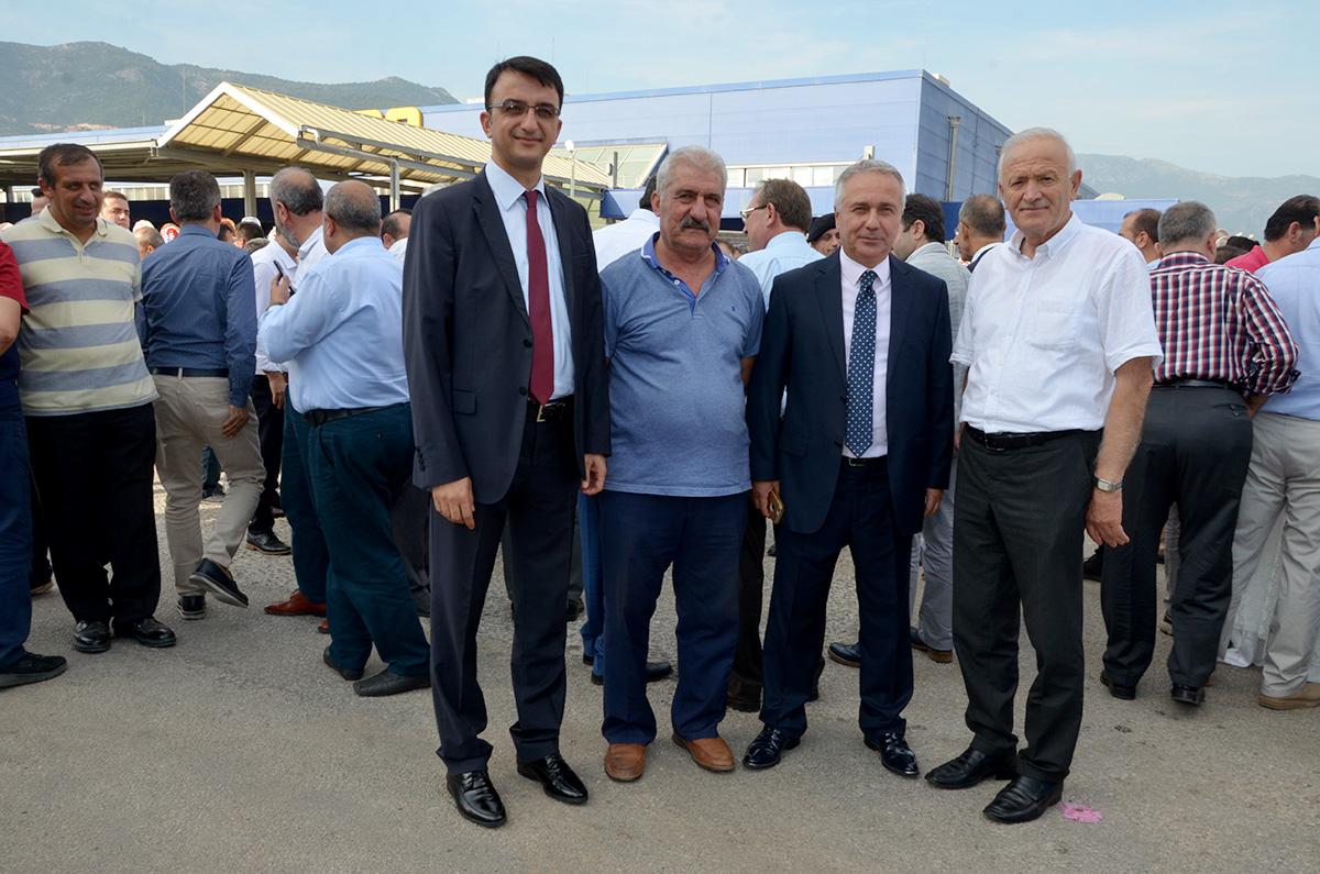 Fırat Altan, Hasan Yiğit, Muharrem Kaya, Nuri Demir