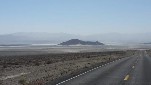 Road to Silver Peak