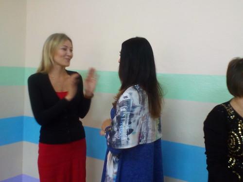 Чи легко бути першокласником у новій українській школі? (МЗОШ № 44 )