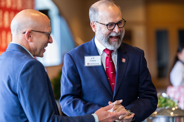 2018 Alumni Trustee Reception