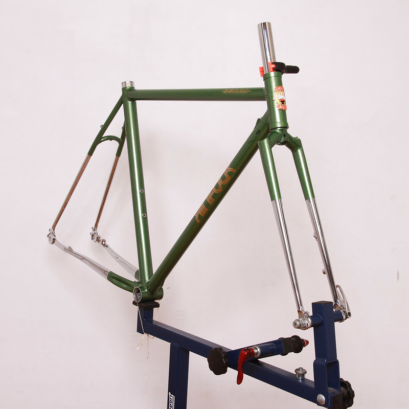KINFOLK Steel Frame Painted by Swamp Things