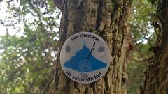 Les Chemins de Saint-Michel - Sentier côtier - Cabane Vauban - Photo of Sartilly
