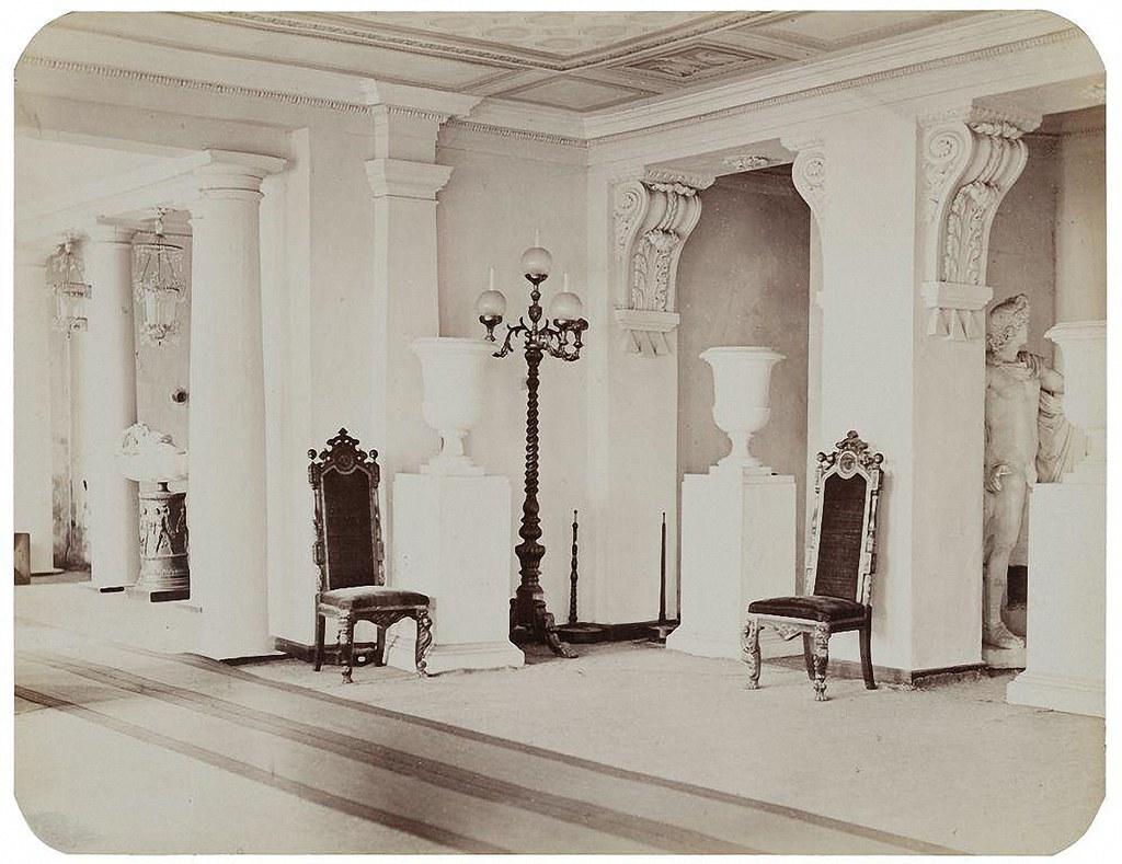 1868-1913. Усадьба Шереметьевых в Останкино