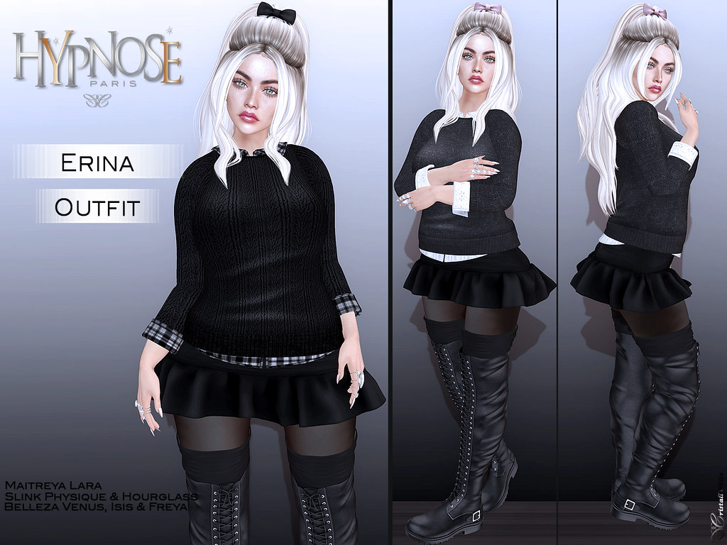 HYPNOSE – ERINA OUTFIT