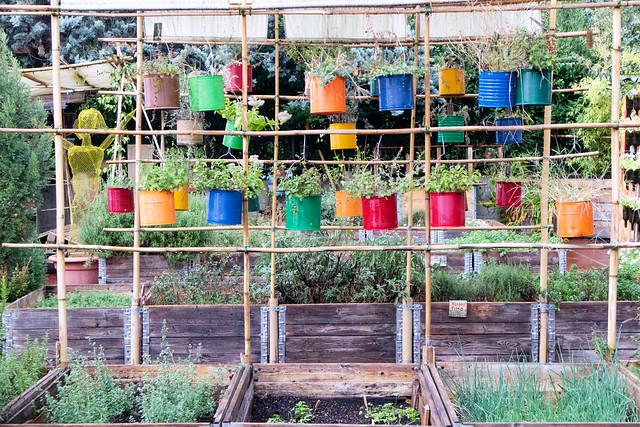 Orti Dipinti garden