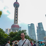 Primary photo for Day 9 - Shanghai Sightseeing, Oriental Pearl Tower, MagLev Train and Night River Cruise