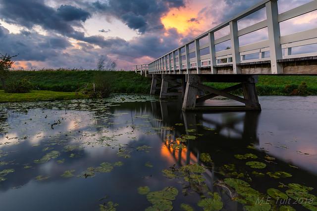 Thunderstorms @ Kinderdijk