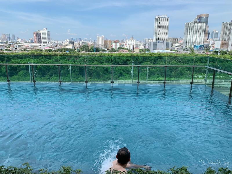 Mercure Bangkok Makkasan(曼谷麥卡桑美居酒店)