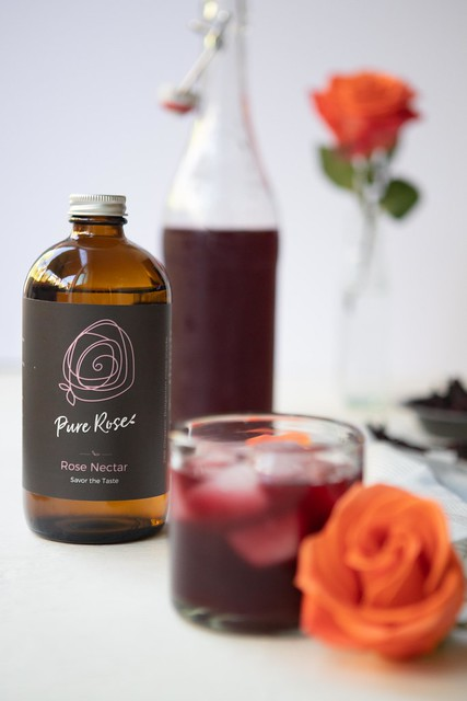 pure rose nectar
