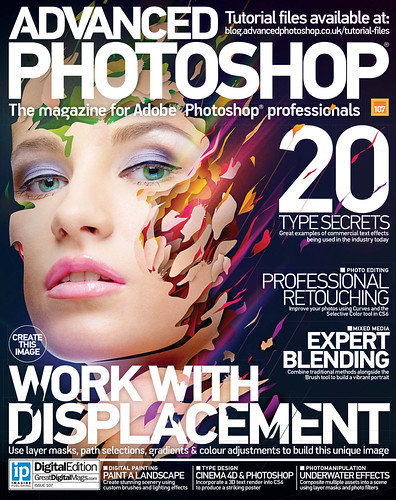 Advanced Photoshop 2013 107 March