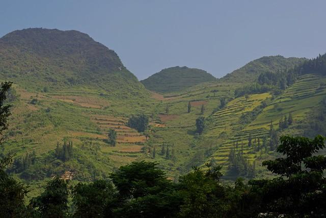 Rice Terraces of Th, RICOH PENTAX K-70, smc PENTAX-DA 50mm F1.8