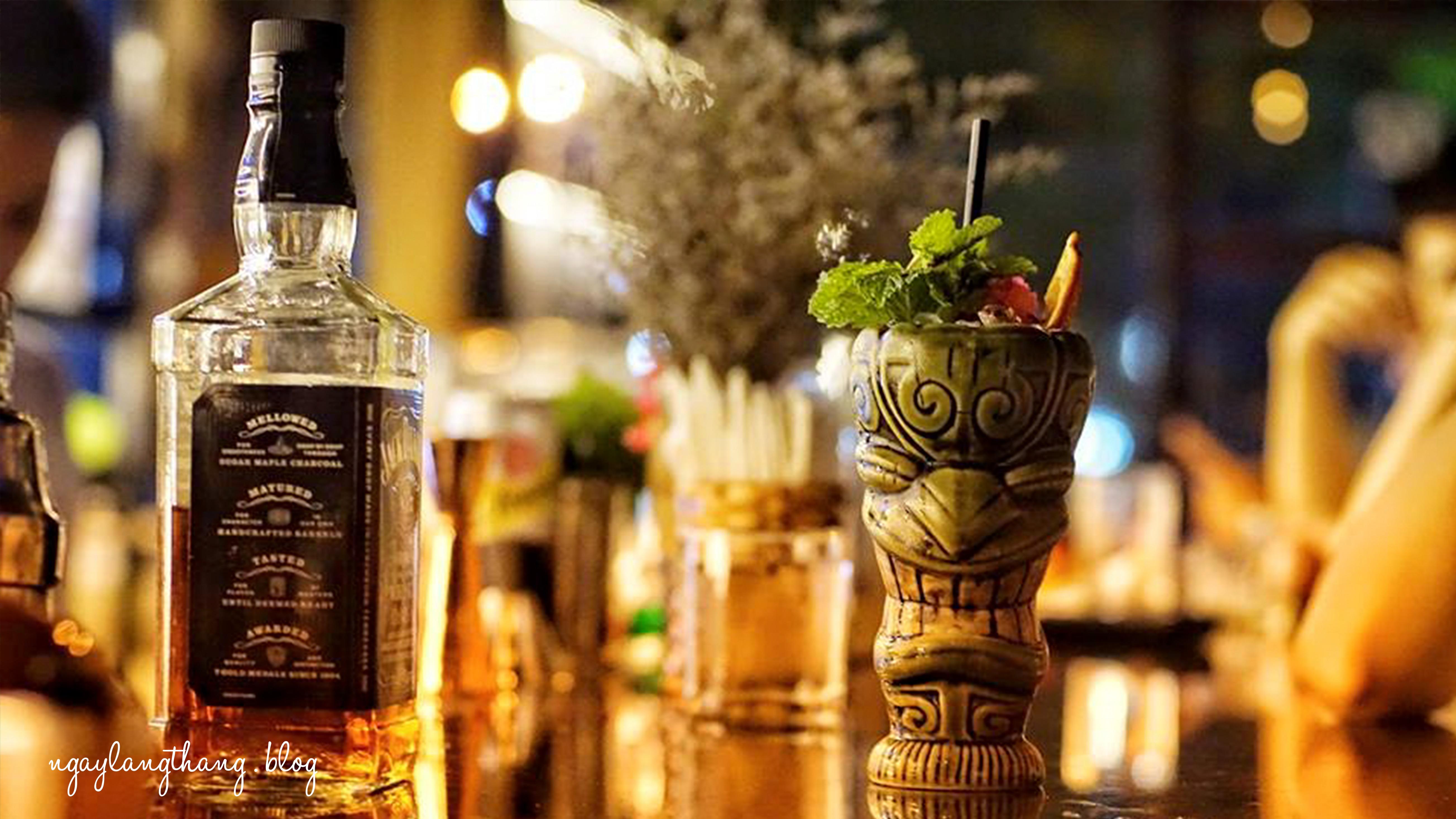 The Fellowship Tiki & Mixology Cocktail Bar Quy Nhon