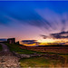 Duffus Sunset by allachie9