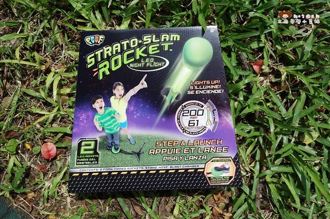 美國POOF 夜行者空氣火箭 戶外遊戲 兒童遊戲 野餐 露營玩 (5)
