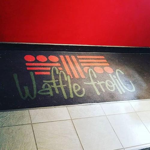 Shit, I love Ithaca #wafflefrolic #ithaca