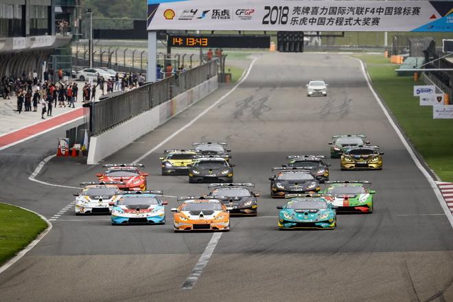 2018 Lamborghini Super Trofeo Asia亞洲挑戰賽亞洲區最終站─上海站(1)