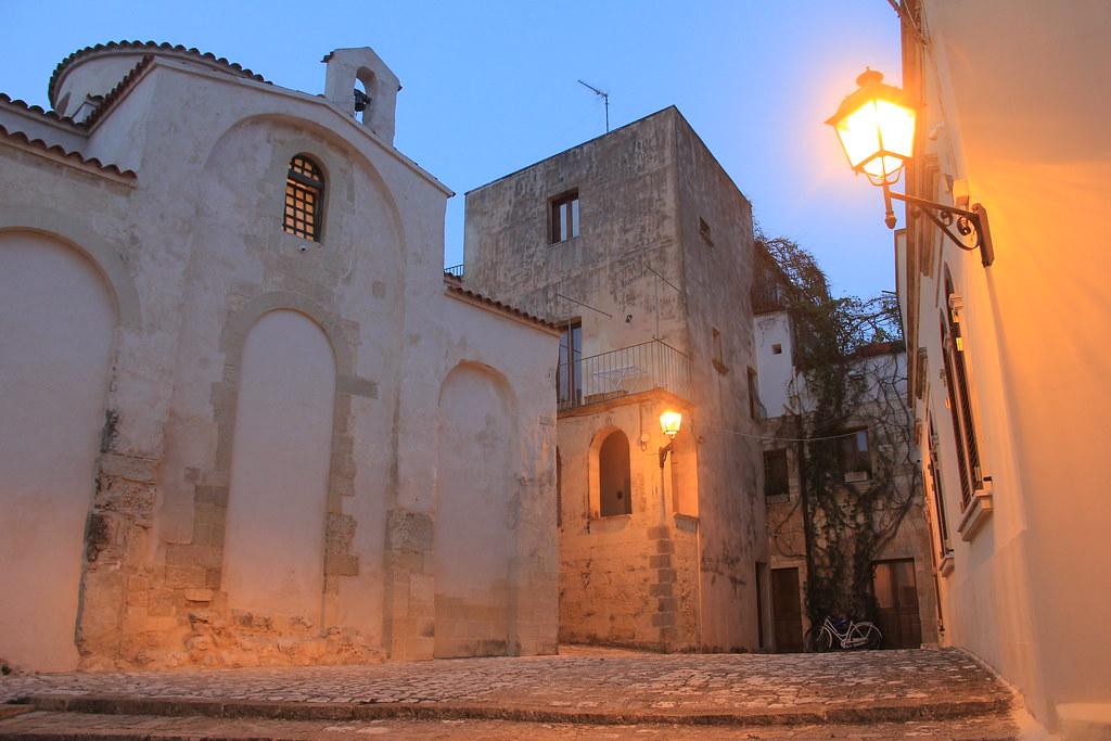 Streets of Otranto
