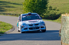 Evo 8 - Zollingen - Photo of Postroff