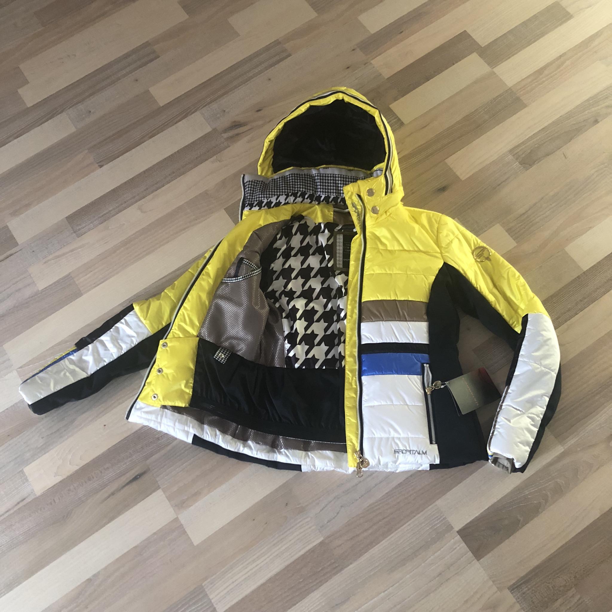 Nová zimní bunda Sportalm - Bazar - SNOW.CZ fcd595ddd7