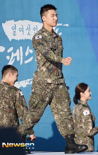 Taeyang Daesung Ground Forces Festival 2018-10-08 Day 3 (18)
