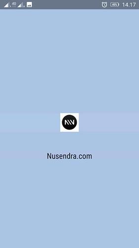 nusendra-pwa-splash