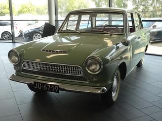 1963 Ford Consul Cortina