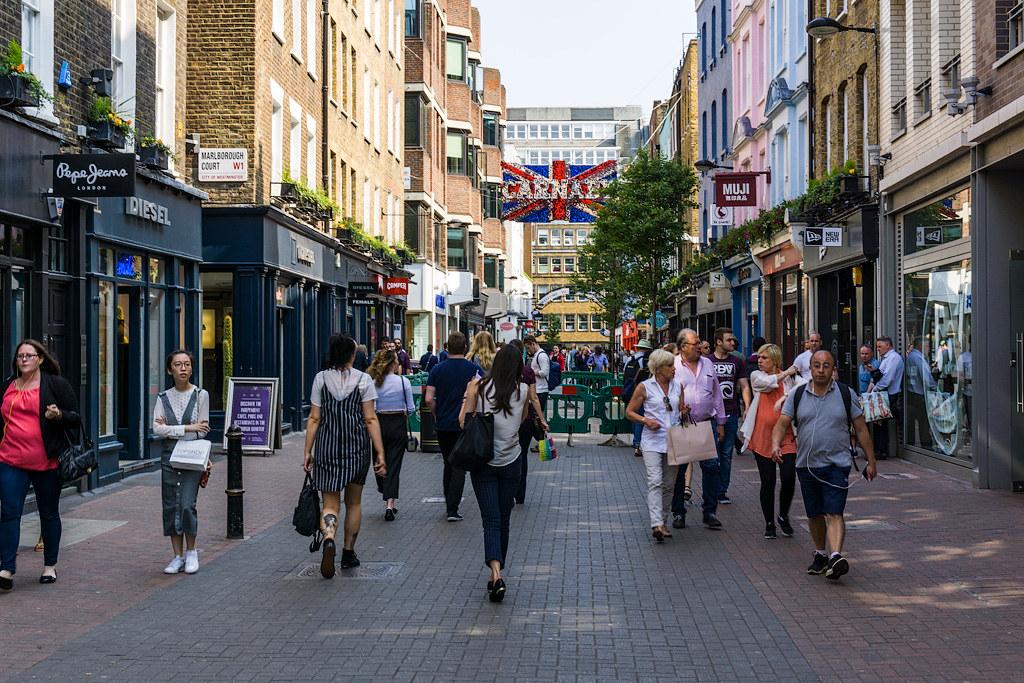 Лондон сохо шлюхи