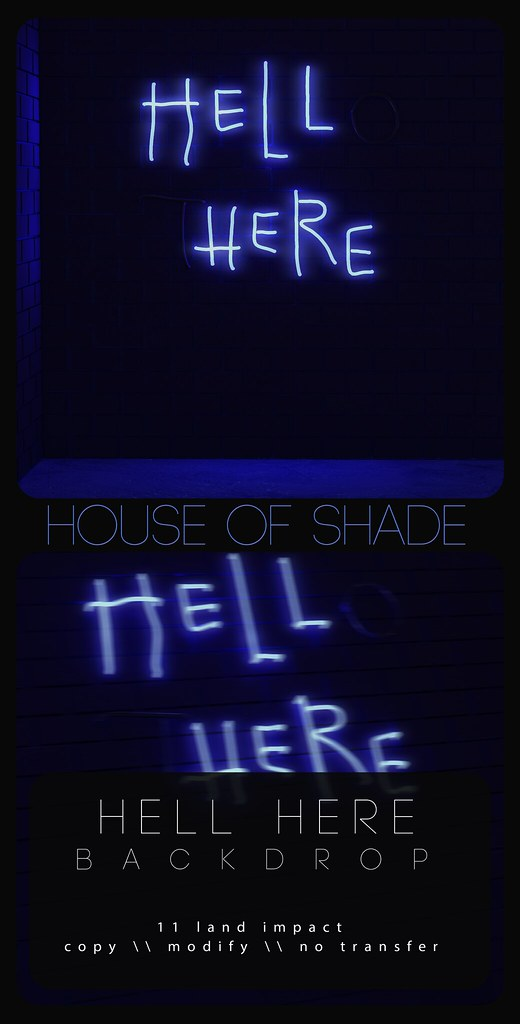 House of Shade - Hell Here - TeleportHub.com Live!