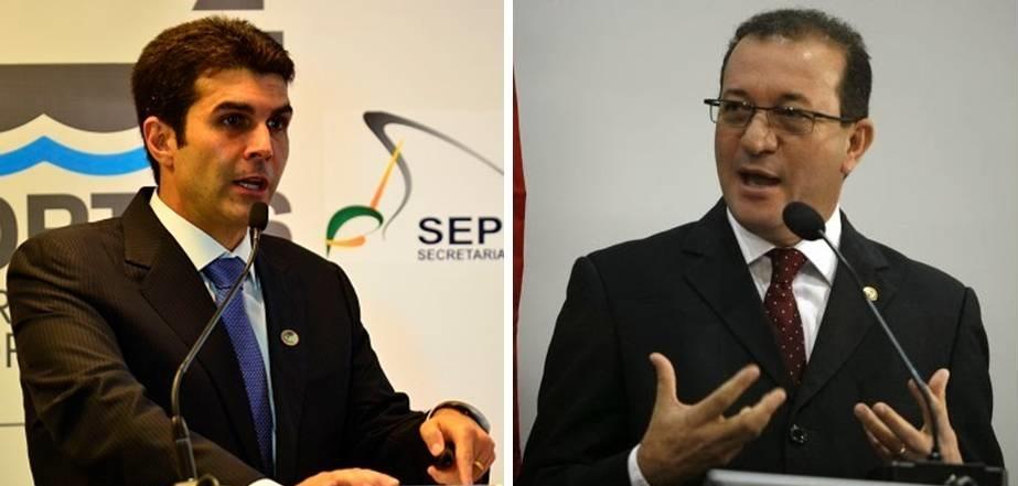 Sai neste domingo a nova pesquisa Doxa para governador do Pará, Helder e Márcio