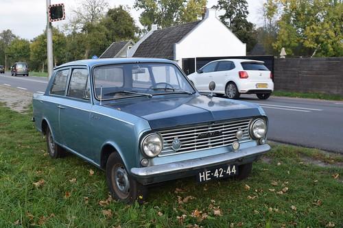Vauxhall Viva De Luxe HAD 1964