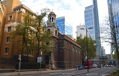 All Hallows London Wall
